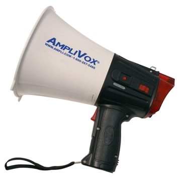 Picture of 10W Safety Strobe Megaphone