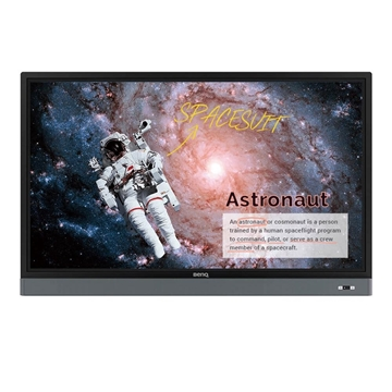 Picture of 4K UHD 65 Education Interactive Flat Panel Display