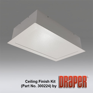 Picture of AeroLift 35 Small Ceiling Finish Kit - White