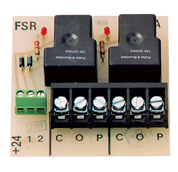 Picture of 12VDC High-current Relay Card