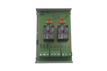 Picture of 2 SPDT Relay Card, 5A Contacts