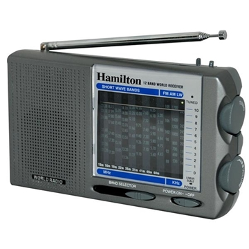 Picture of Portable World Band AM/FM Radio