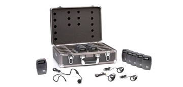 Picture of 15-Person Portable RF System (72 MHz)