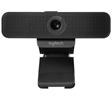 Picture of 1080p HD Webcam with Integrated Privacy Shade