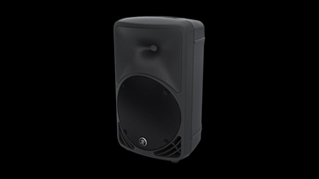 """Picture of 10"""" 1000W Portable Powered Loudspeaker"""