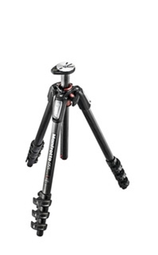 Picture of 055 Carbon Fibre 4-section Tripod with Horizontal Column