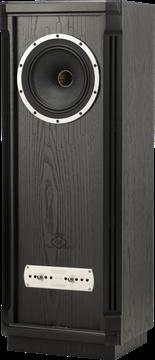 Picture of 10 2-way Floorstanding Dual Concentric HiFi Loudspeaker, Black Ash