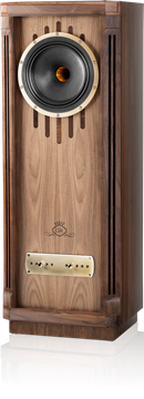 Picture of 10 2-way Floorstanding Dual Concentric HiFi Loudspeaker, Oiled Walnut