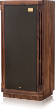 Picture of 10 2-way Floorstanding Dual Concentric HiFi Turnberry Loudspeaker, Oiled Walnut