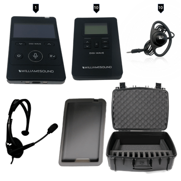 Picture of Digi-Wave 400 Series Tour Guide System