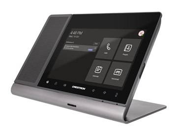 Picture of Crestron Flex 8 in. Audio Desk Phone for Microsoft Teams Software, International